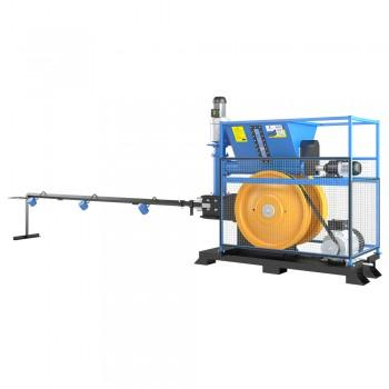 Mechanical briquette press BT-350 | 20 kW