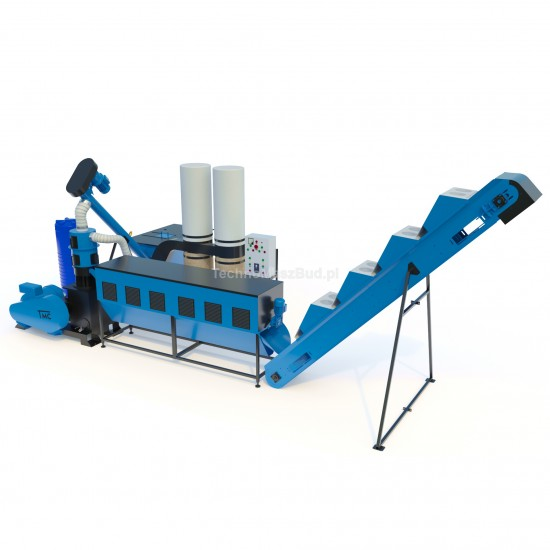 Granulation Line LDG-4000 (KOMBI)