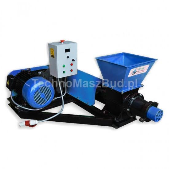 Screw press GS-1000   18.5 kW