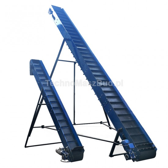 Custom belt conveyors