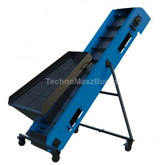 Belt conveyor - calibrator PK-2
