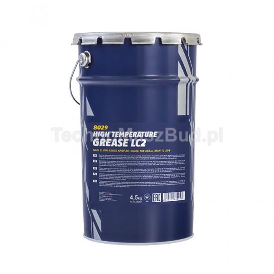 MANNOL 8029  LC2 4,5kg smar do łożysk
