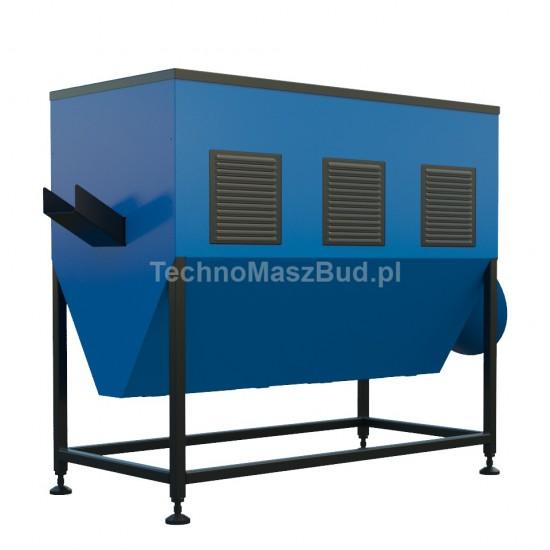 Calibrator-cooler for pellet KC-100